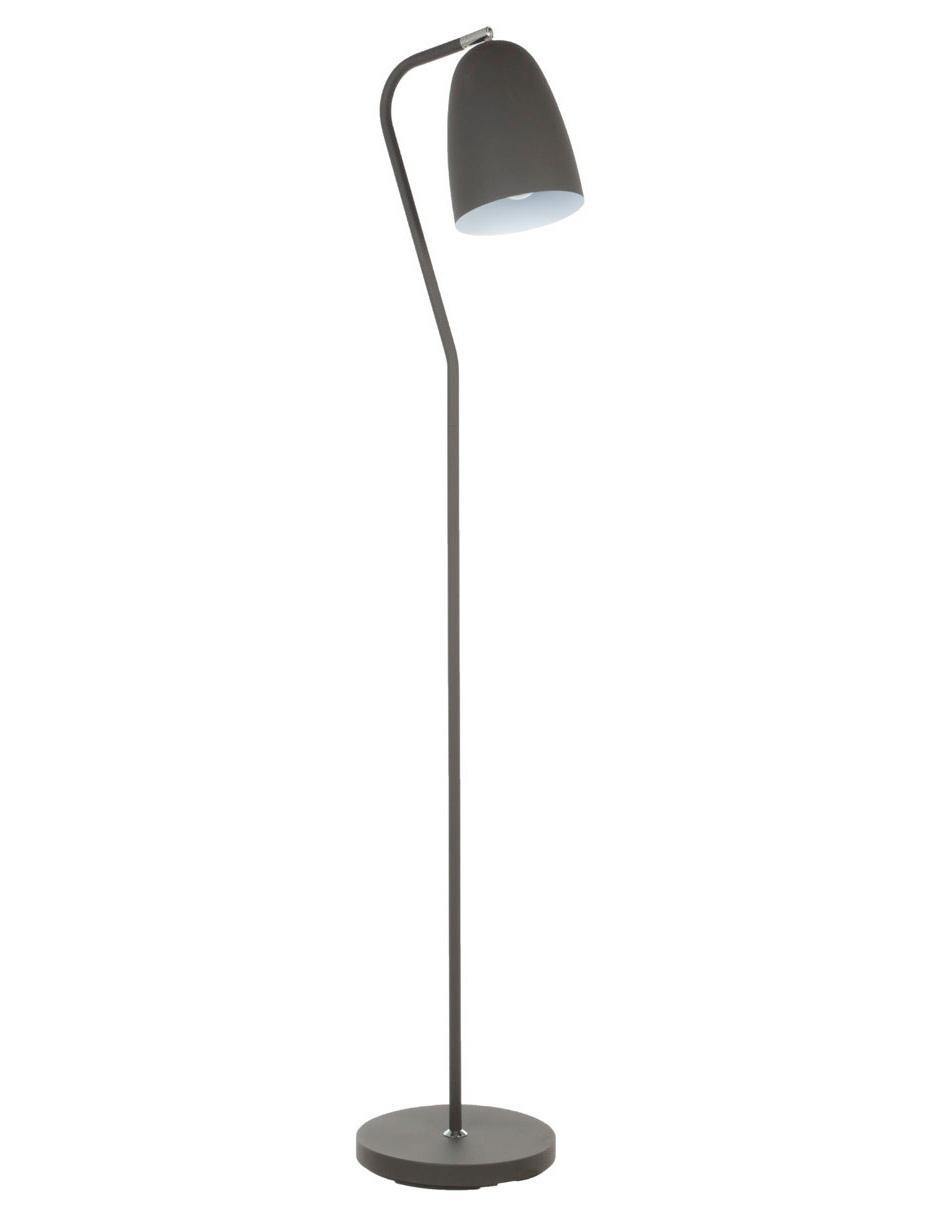 de Cone obscuro pie aluminio Lámpara gris Haus de QCBrsoxthd